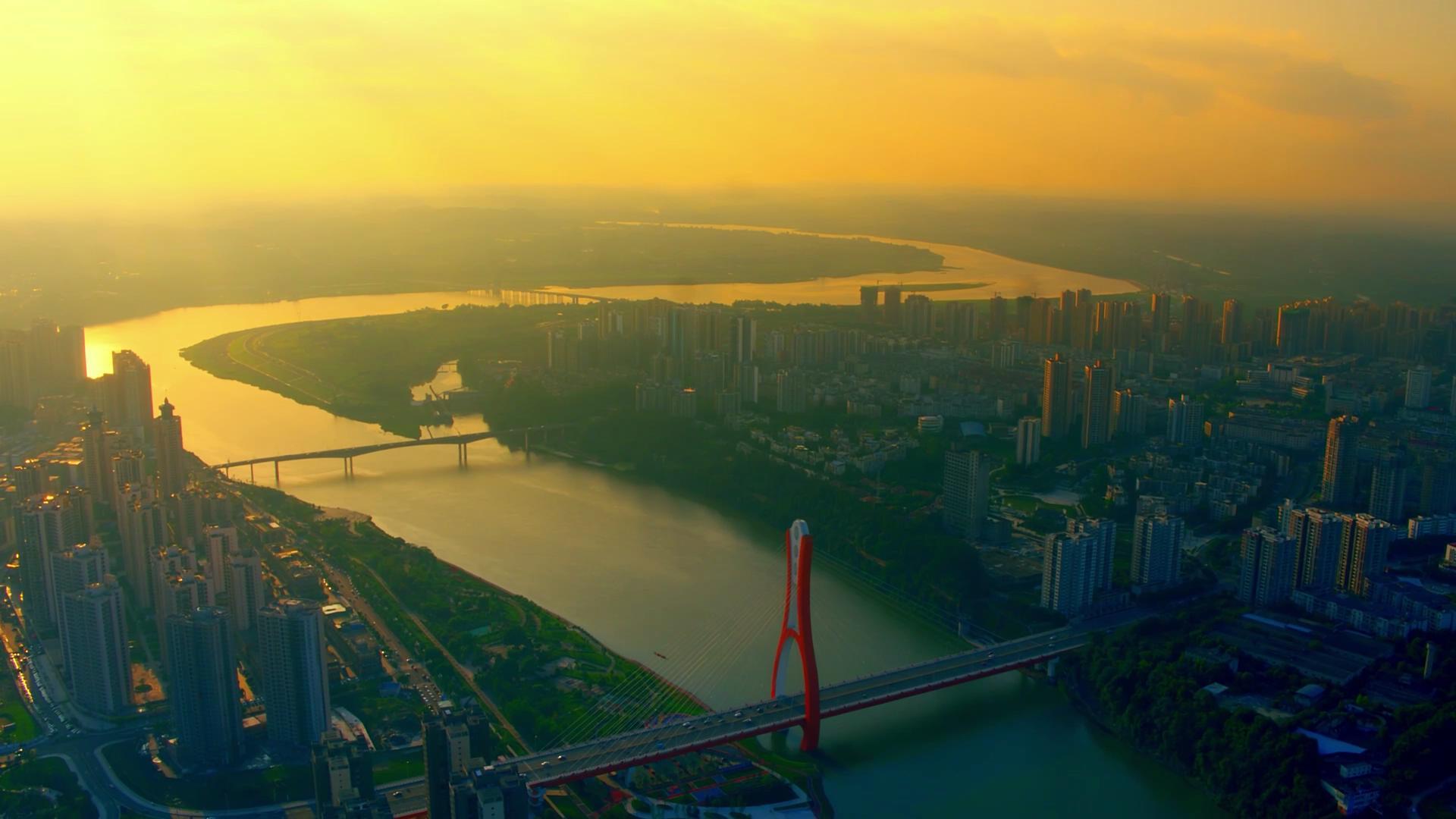 """【重庆市""""山水之城·美丽之地""""形象展播】走进潼南"""