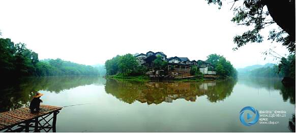 2 江津塘河