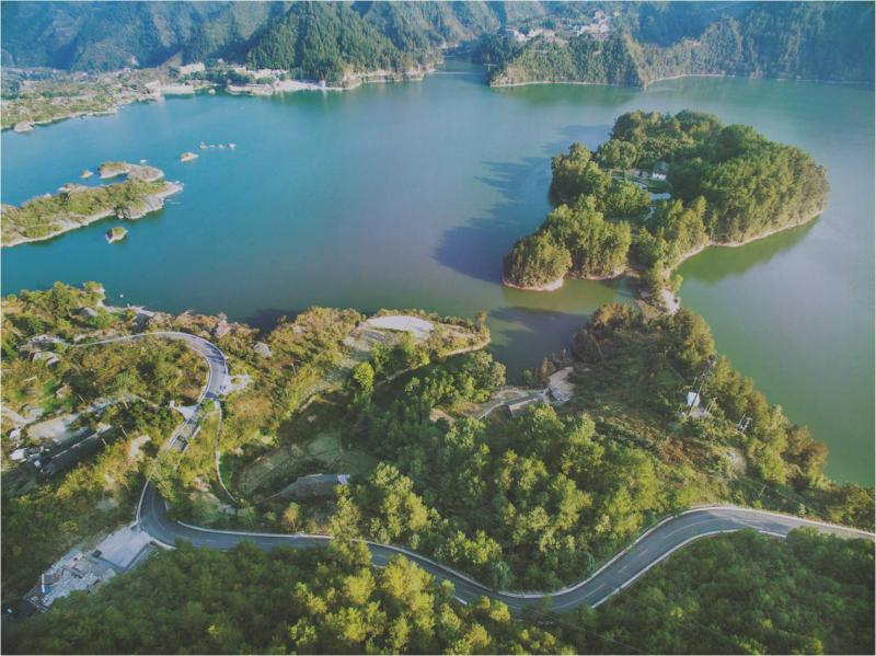 10 黔江小南海水库