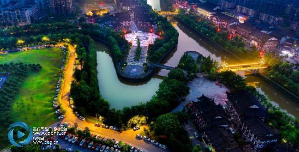 6 铜梁巴川河