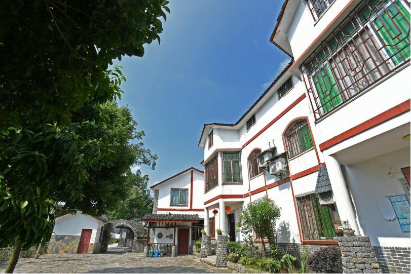 整洁的民居。(摄影:崔景印).png