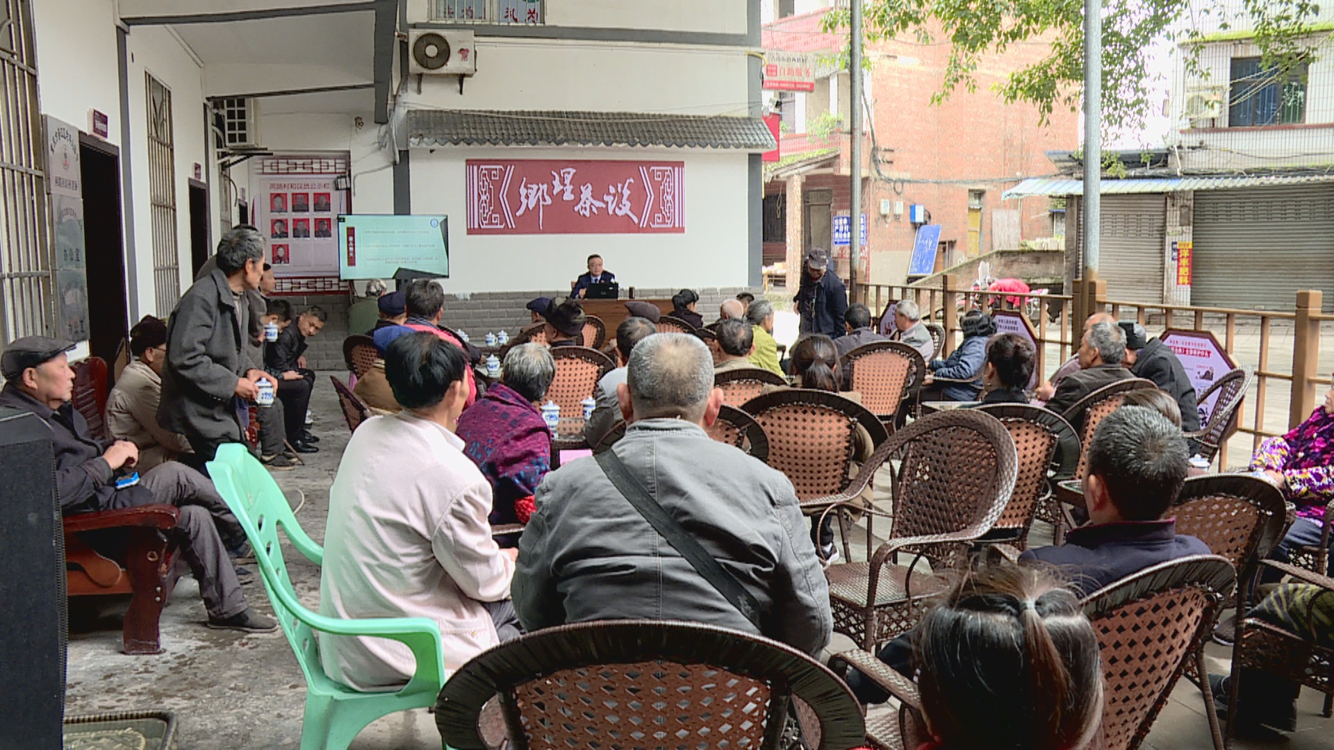 重庆綦江:创新多元社会治理  激发基层新活力