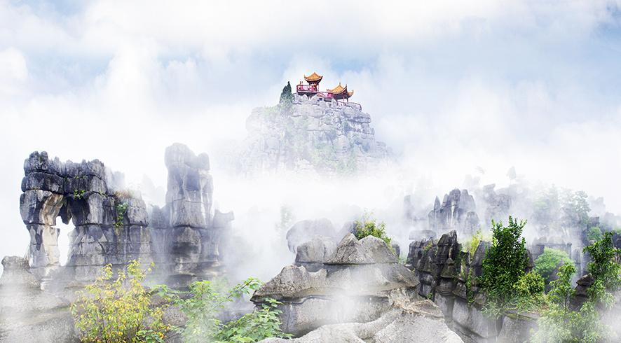 """重庆万盛探索以旅带农、兴旅富民,走出一条农旅融合发展之路——好风景变好""""钱景"""""""
