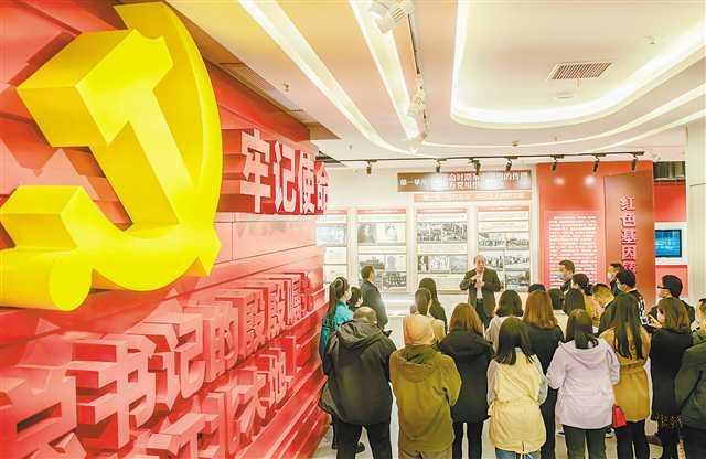 聚焦民生办实事 推动学习教育见实效 重庆市各地各单位扎扎实实开展党史学习教育