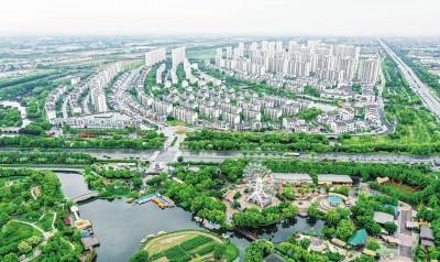 长江经济带:谱写生态优先绿色发展新篇章