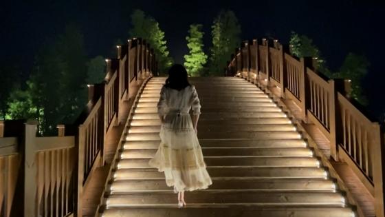 重庆铜梁:夜幕降临 梦回原乡