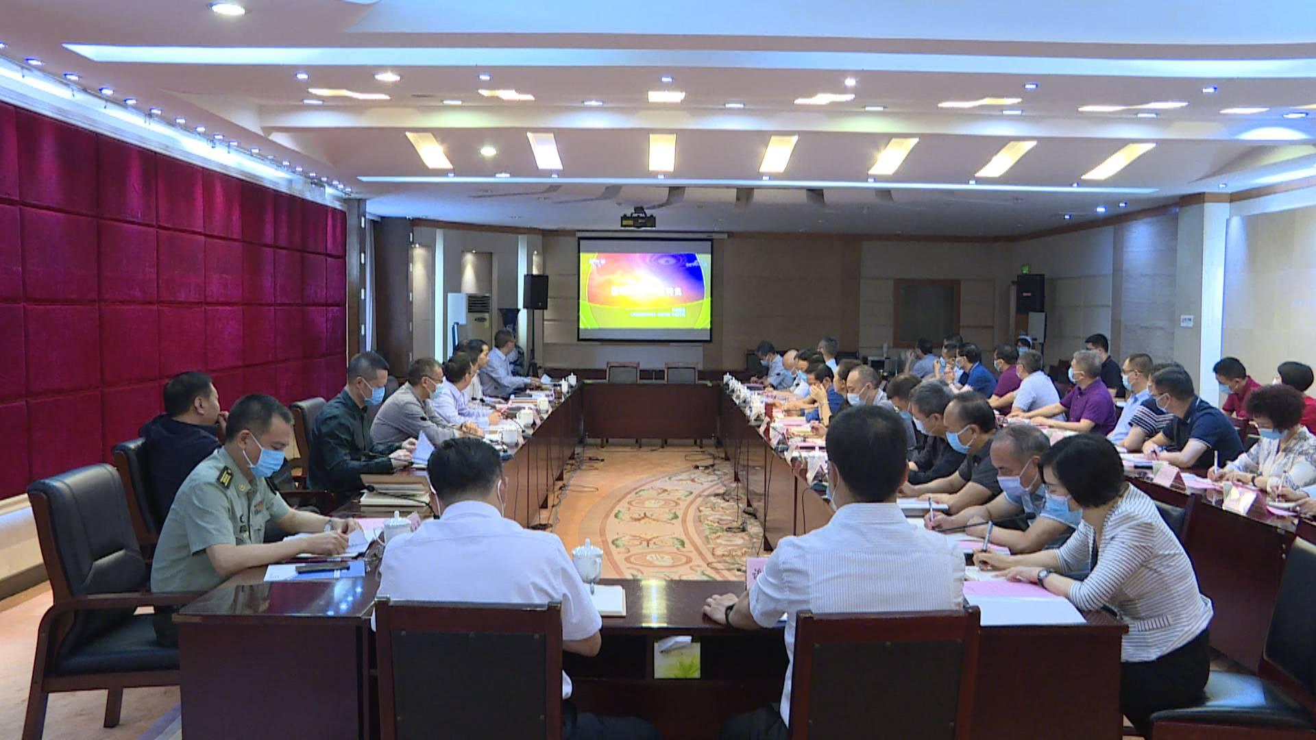 区委理论学习中心组党史学习教育读书班举行第四场活动