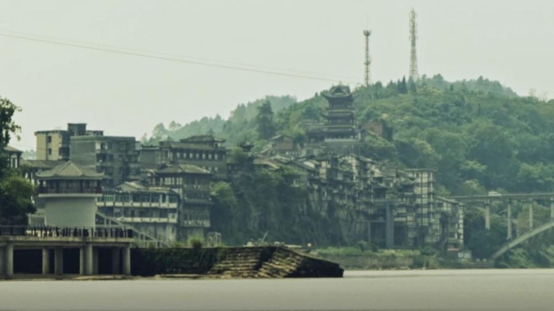 重庆铜梁:古城秋色美如画